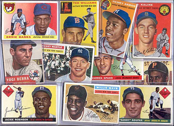 Monthly sports card show coming to Leonard Post