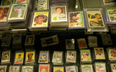 Leonard Post to host monthly sports card show