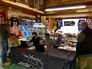JSA is considered the foremost autograph company in the world.